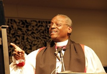 Episcopal Bishop Michael Curry