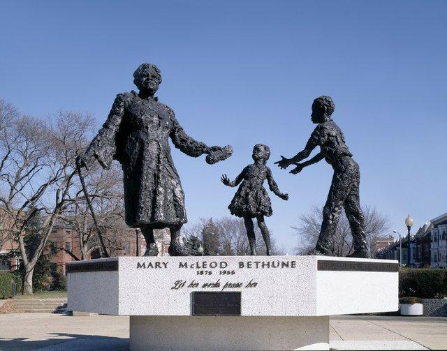 Bethune Statue