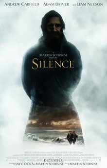 """Silence"" poster"
