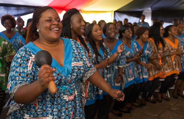 Africa University Choir