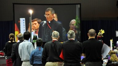 Episcopal Blessing