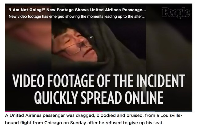 United Dragged Man