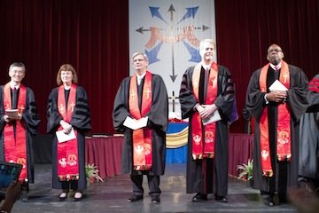 New Southeastern Bishops