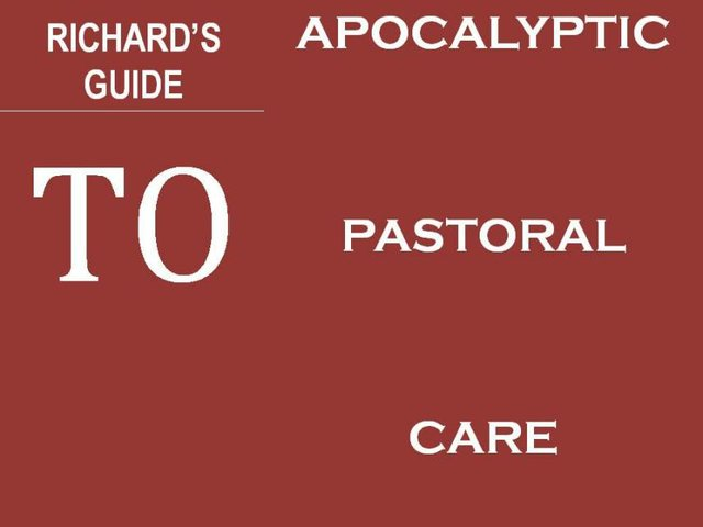 Apocalyptic Guide
