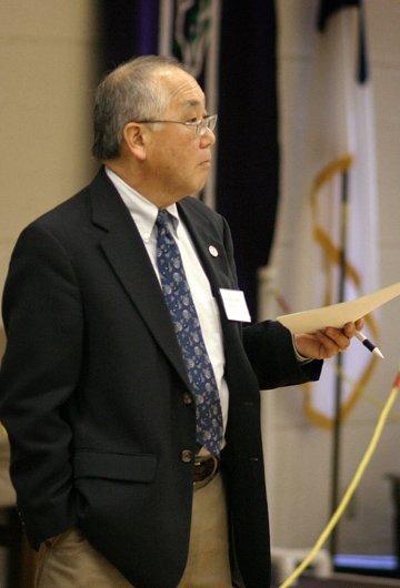 Donald Hayashi