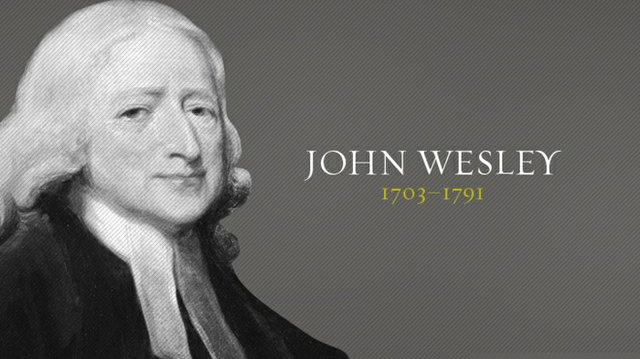 Dated John Wesley