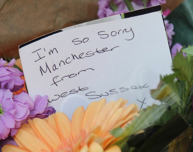 I'm Sorry, Manchester