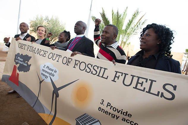 WCC Climate Activists