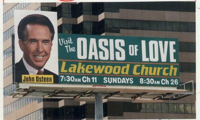 Great Pastor Billboards