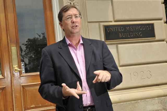 Jim Winkler August 2012