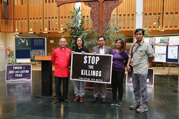 Stop the killings