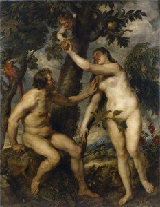 Rubens Fall of Man