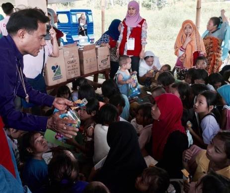 Aid in Philippines