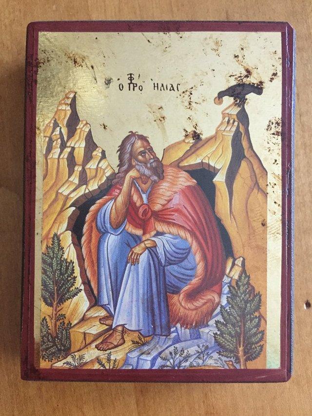 Elijah Icon