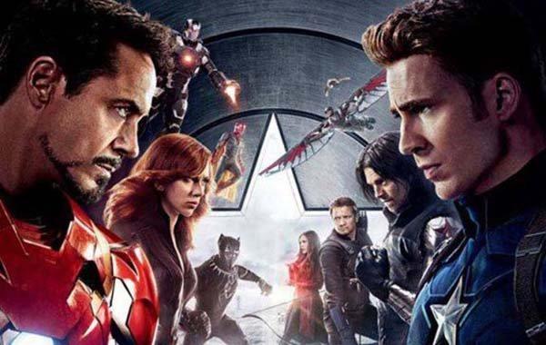 Avengers Faceoff