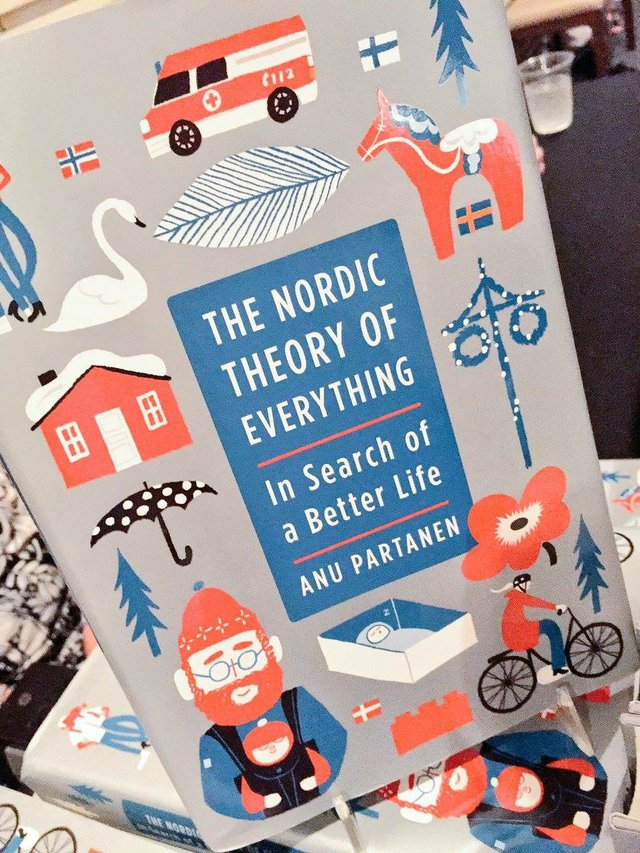Nordic Theory Cover
