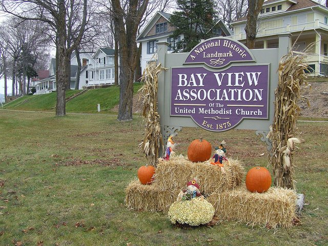 Bay View Community Sued Again United Methodist Insight