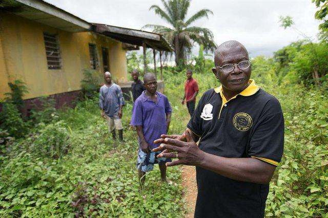 Liberian Ag Center