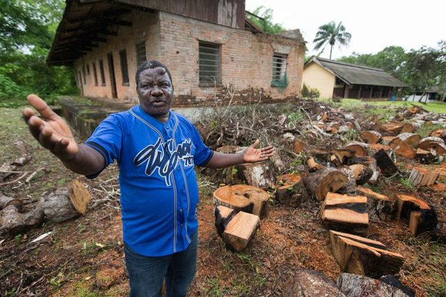 Liberia Ag Caretaker