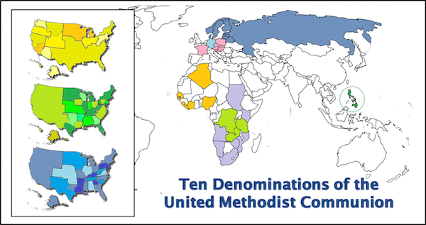 Ten Denominations UMC