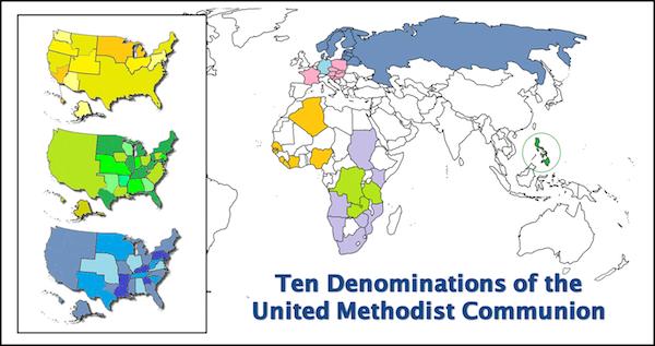 Ten Denominations UMC
