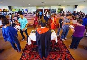 Guam Church Worship