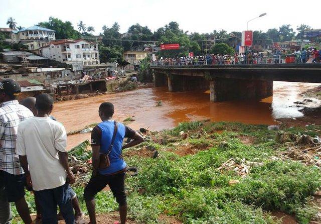 Mudslide Bridge