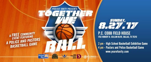 Together We Ball Poster