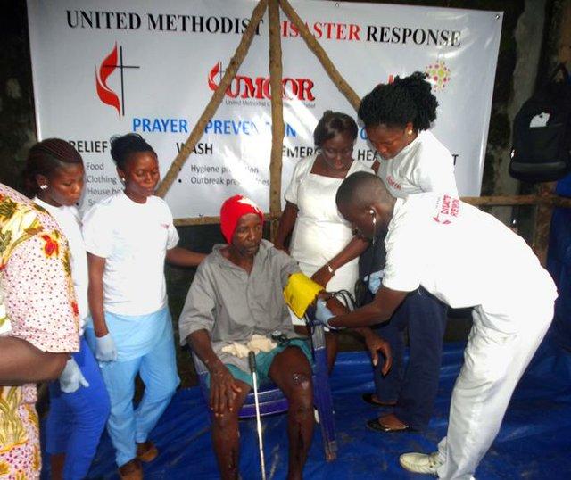 Sierra Leone Medical Response