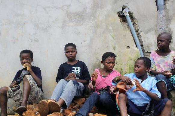 SL Mudslide Children
