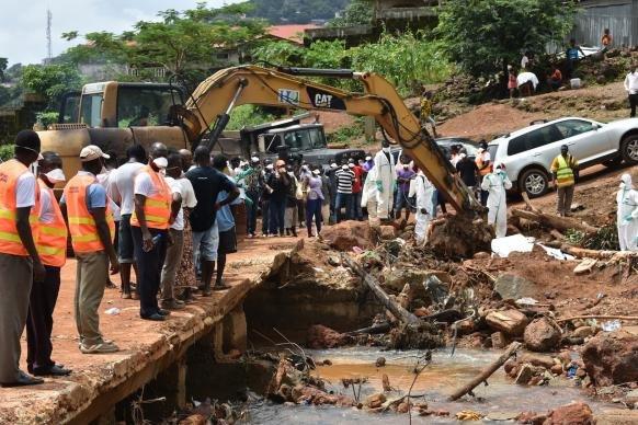 Sierra Leone Relief