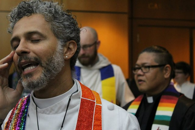 LGBTQ Clergy