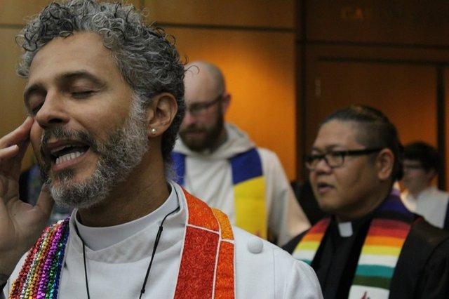 LGBTQ Clergy
