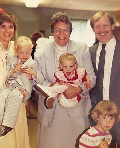 Bishop Judy Craig
