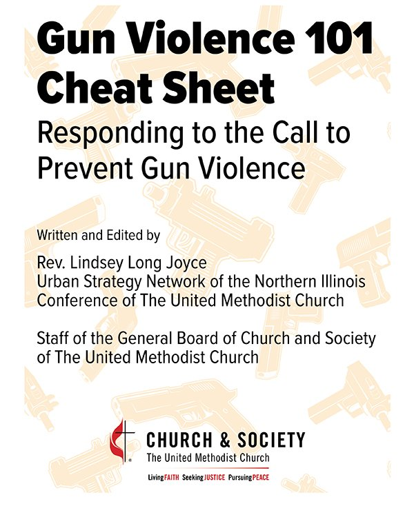 Gun Violence Cheat Sheet