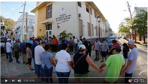 Puerto Rico Methodists