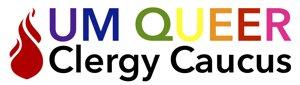 Queer Clergy Caucus logo
