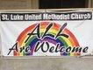 St. Luke Banner