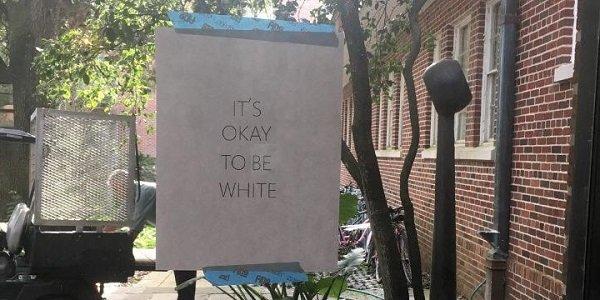 OK to be White