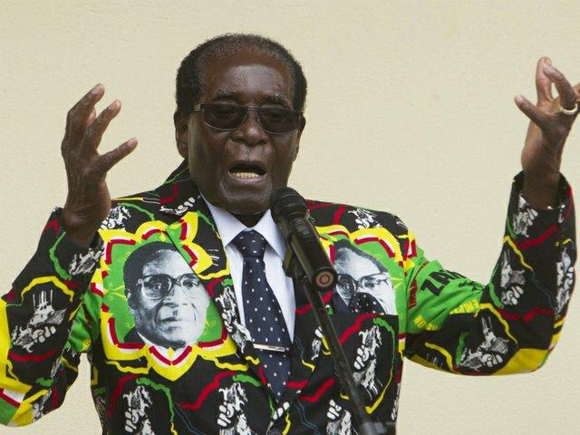 A Catholic Priest Is Mediating Mugabes Departure United Methodist