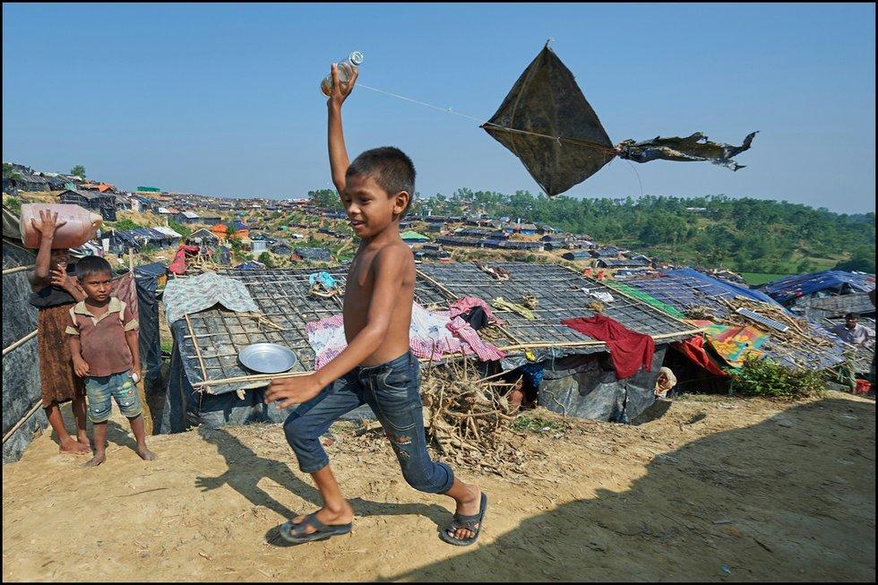 Rohingya Kite