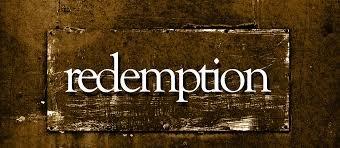 Redemption sign