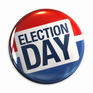 Election Day button 2