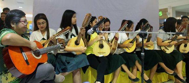 Marawi Siege Guitars