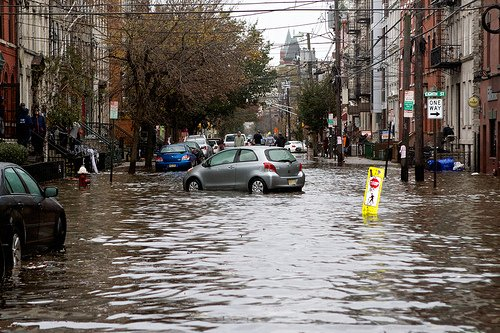 New Jersey Flooding