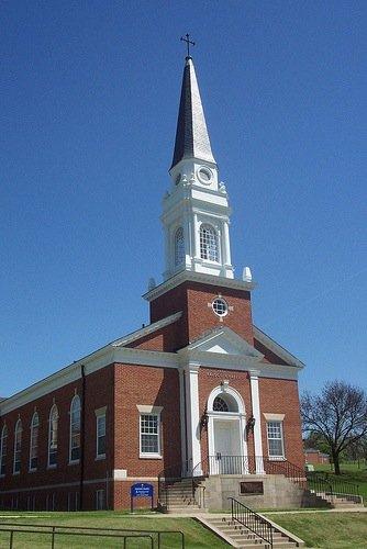 Saint Paul Kresge Chapel