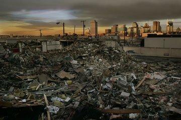 Studio rubble