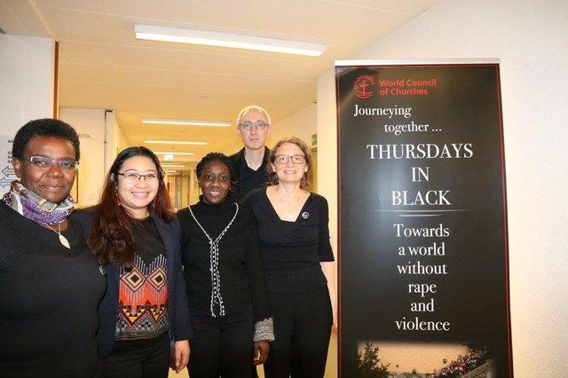 Thursdays in Black WCC