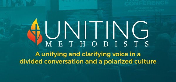 Uniting Methodists logo