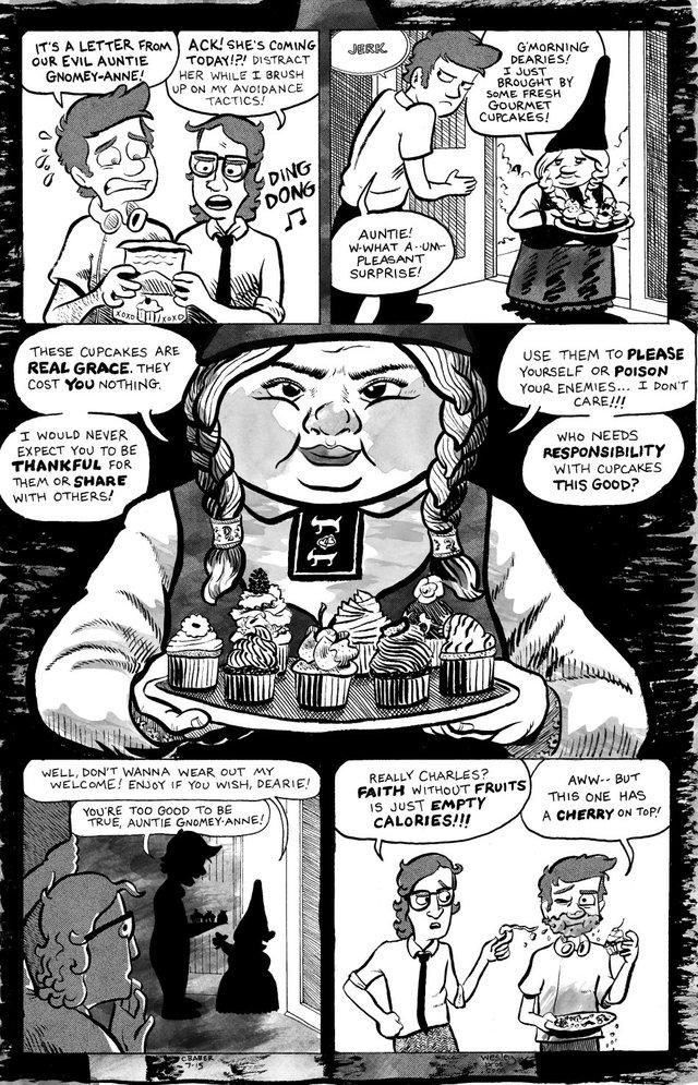 Auntie Gnomey-Anne
